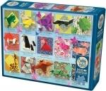 Legpuzzel - 500 - Vouwkunsten