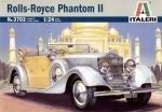 Italeri - Rolls Royce Phantom II
