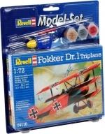 Revell - Fokker dr.Triplane