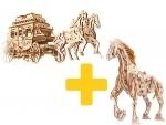 Voordeelpakket UGears  - Paarden