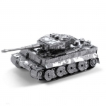 Tiger tank - Metal Earth