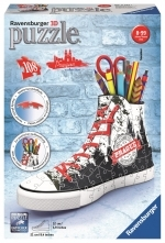 3D puzzel Sneaker - Ravensburger