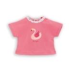 ma Corolle - Shirt swan royale
