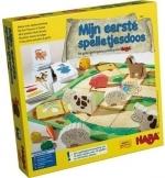 Mijn eerste spelletjes doos - 10 spellen - Haba