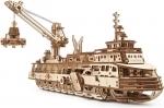 UGears - Onderzoeksschip