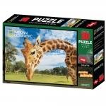 Legpuzzel - 500 - 3D Giraf