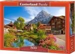 Legpuzzel - 500 - Kandersteg Zwitserland