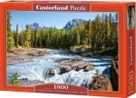 Legpuzzel - 1500 - Athabasca River Jasper Canada