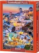 Legpuzzel - 1000 - Santorini in de avond