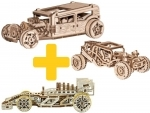 Voordeelpakket Historische voertuigen - Wooden.City