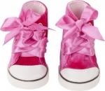 Pink velvet schoenen - 42-50cm - Götz