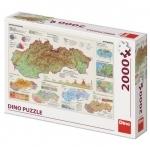 Legpuzzel - 2000 - Slovenie map