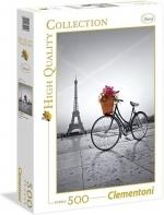 Legpuzzel - 500 - Wandeling in Parijs