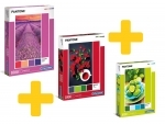 Voordeelpakket legpuzzels Pantone serie - 1000