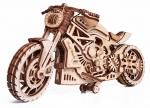 Motorfiets - Wood.Trick