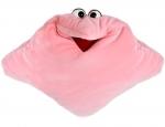 Roze kussen - 40x40cm