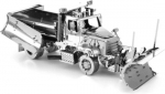 Freightliner 114SD Snow Plow - Metal Earth