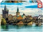 Legpuzzel - 2000 - Zicht op Praag
