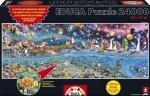 Legpuzzel - 24000 - De wereld in het groot