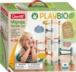 Knikkerbaan Quercetti - Migoga PlayBio - 49delig