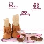 Götz - 4 paar schoenen - 42-50cm