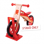 Standaard voor loopfiets - Bigjigs