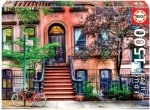 Legpuzzel - 1500 - Greenwich Village