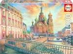 Legpuzzel - 1500 - Sint Petersburg