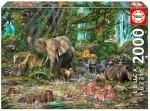 Legpuzzel - 2000 - African jungle