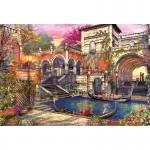 Educa - 3000 - Romantisch Venetie