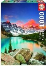 Legpuzzel - 1000 - Bergmeer in Canada