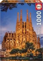 Legpuzzel - 1000 - Sagrada Familia