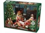 Legpuzzel - 1000 - Christmas Puppies