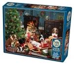 Legpuzzel - 500 - Christmas Puppies