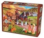 Legpuzzel - 275 - Hay Wagon