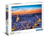 Legpuzzel - 1500 - Uitzicht op Parijs