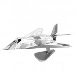Nighthawk F-117 - Metal Earth