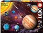 Legpuzzel - 1000 - Neon Solar System