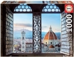 Legpuzzel - 1000 - Uitzicht op Florence