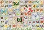 Legpuzzel - 2000 - Vlinders