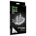 Metal Earth - Queen Anne's Revenge