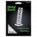 Toren van Pisa - Metal Earth