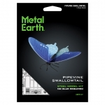 Pipevine Swallowtail - Metal Earth