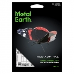 Red Admiral - Metal Earth