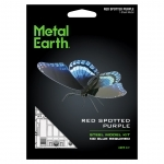 Red-Spotted Purple - Metal Earth