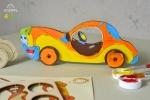 UGears Kleurenmodel - Auto