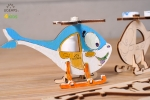 UGears Kleurenmodel - Helikopter