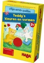 Teddy's kleuren en vormen – Mijn eerste spellen