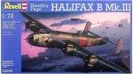 Halifax B MK III - Revell