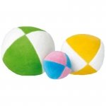 Brio - 3 Softballen